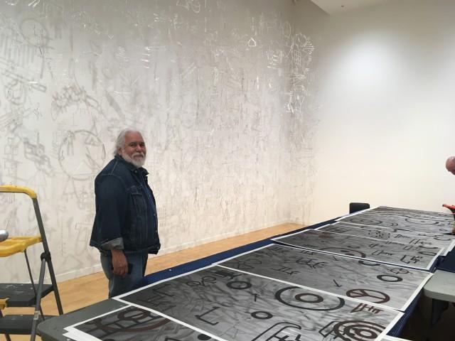 Joe Feddersen, 'Echo' at Pacific Northwest College of Art (PNCA)