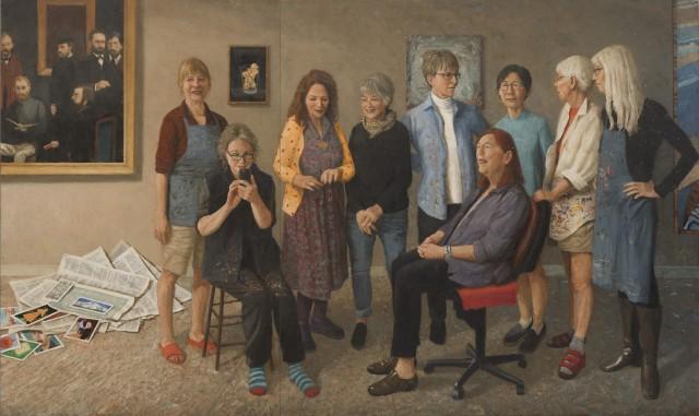 Katherine Ace: Nine Portraits, A Panel Discussion
