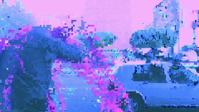 Untitled, Live Datamoshing