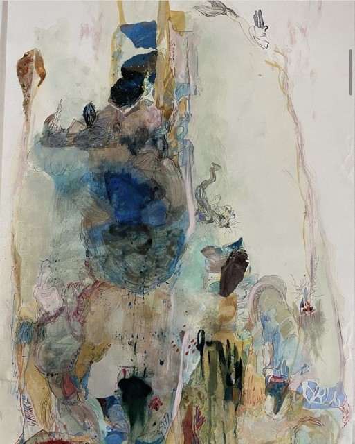 Terrell James, Between Land and Water