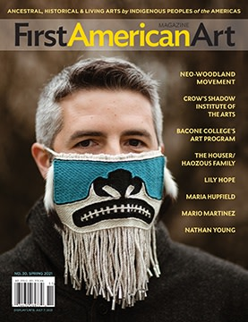 First American Art Magazine, Spring 2021 Issue