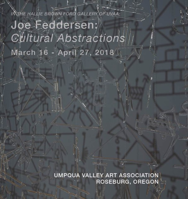 "Feddersen Retrospective, ""Cultural Abstractions"""