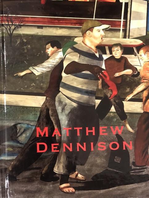 Matthew Dennison: Poiesis, Poiesis