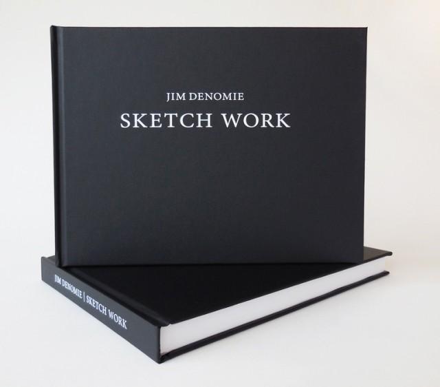 Jim Denomie: Sketch Work. Minneapolis, MN: Rez Rabbit Press, 2020.
