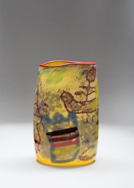 Rainbow Basket (2016), additional view