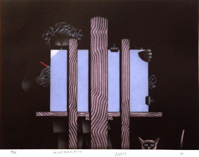 Mario Avati, Les yeux bleus de Michel, 1976