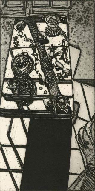 Pierre Collin, Sol y sombra, planche III, 2012-1014