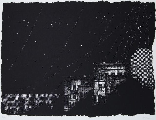 Nicolas Poignon, Nuit-Double-Cité, 2013