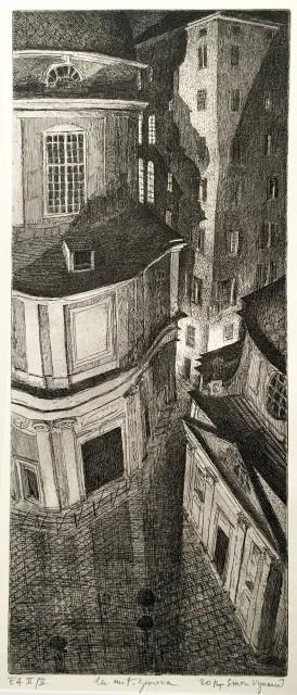 La Nuit. Genova