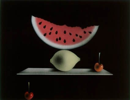 Mario Avati, La Passion des fruits, 1991