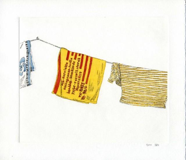 Delphine D. Garcia. 9.I.13. Le Maillot jaune