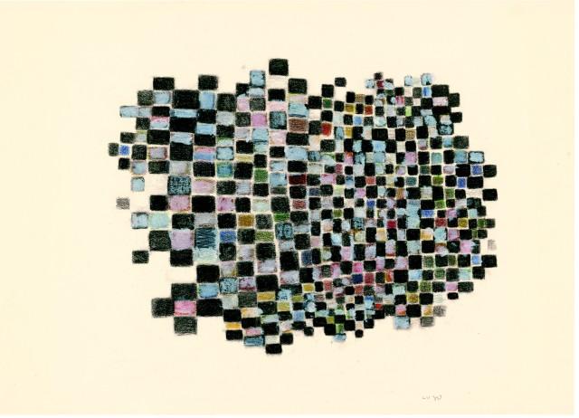 Sans titre, 1980. 21 x 29,8 cm.