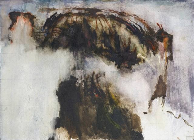 """Exposition """"Baleines et Déesses"""" de Pierre Edouard"""