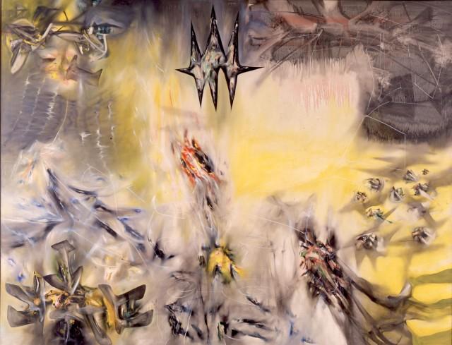 MATTA Le Forçat de la lumière, 1943