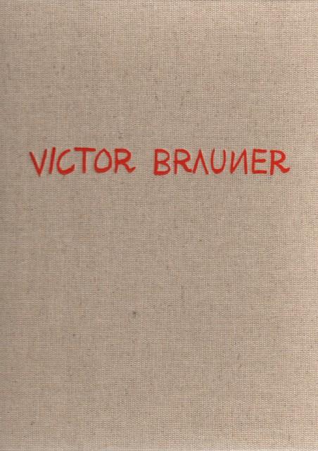Victor Brauner Catalogue de l'exposition
