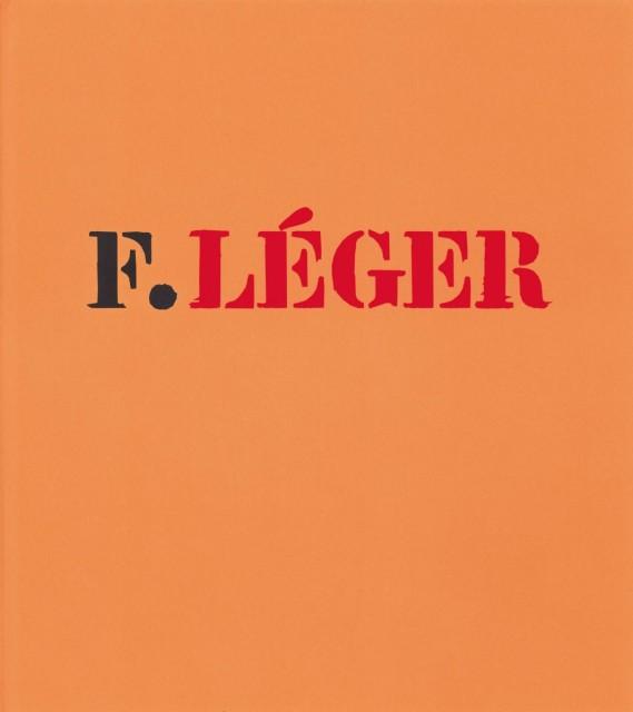 F. Léger, Exhibition Catalogue