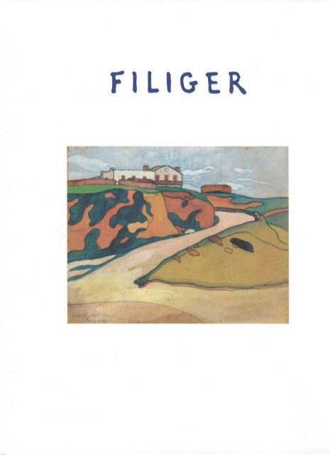 Filiger, Catalogue de l'exposition