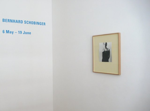 Bernhard Schobinger, Gallery S O London