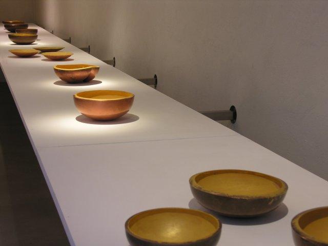 Rudolf Bott : Hände mit Augen, Gallery S O Solothurn