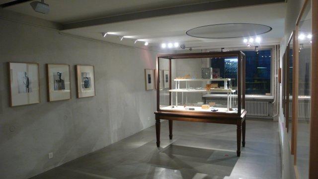 Bernhard Schobinger & Annelies Štrba, Gallery S O Solothurn