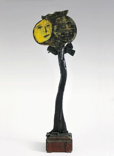 Friedrich Kuhn: Palme, um 1970, Kunsthaus Zug