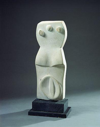 Serge Brignoni: Figure embryonnaire, 1931, Kunsthaus Zug