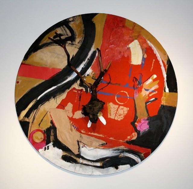 Helene Fesenmaier: The Late Works 2008-2013 and David Hodgson: Spaniards and Maps