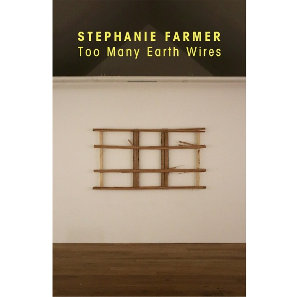 Too Many Earth Wires , Recent works by Stephanie Farmer