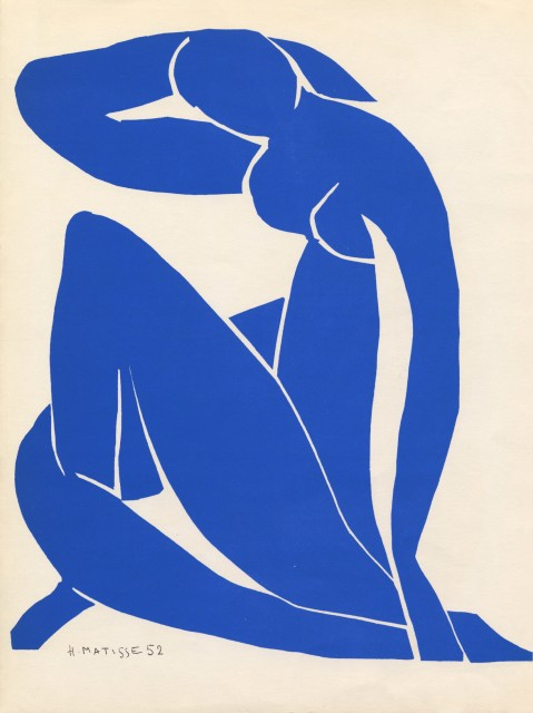 Matisse, Drawing with Scissors. Late Works 1950-1954 (A Hayward Touring Exhibition at Gerald Moore Gallery)