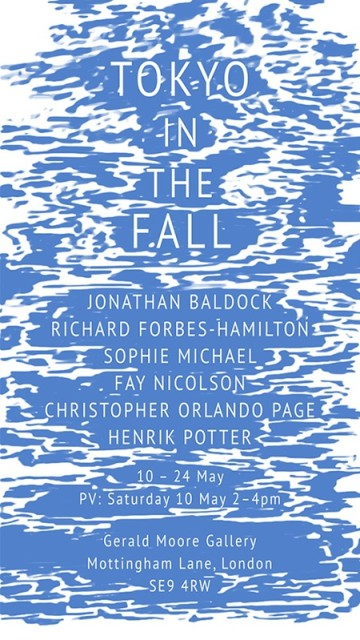 Tokyo in the Fall, Jonathan Baldock, Richard Forbes-Hamilton, Sophie Michael, Fay Nicolson, Christopher Orlando Page, Henrik Potter