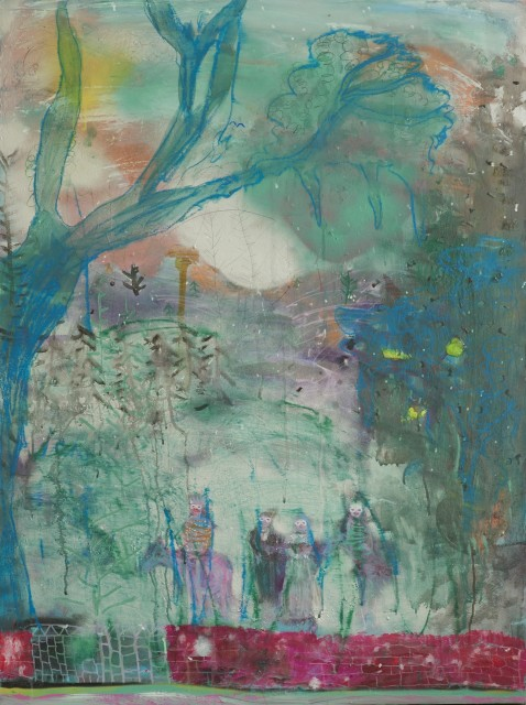Marty Kelly's work is part of the touring exhibition 'A Space Between' A Selection from The OPW and Northern Ireland...