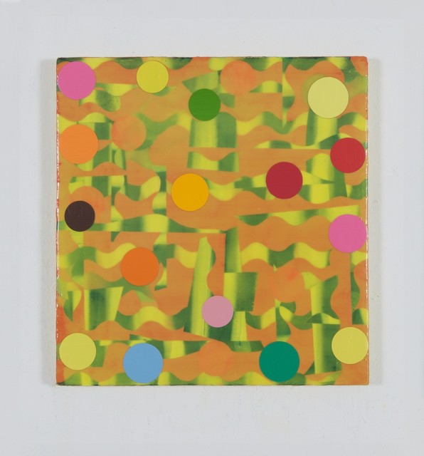 Ronnie Hughes, Snake, 40 x 42cm, 2017