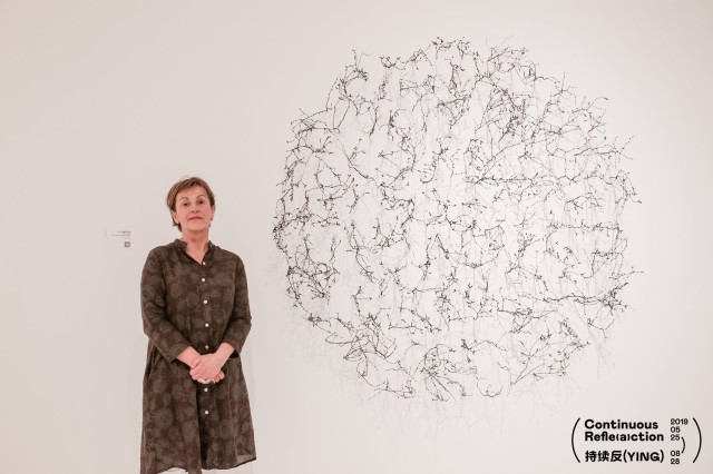 Anita Groener: Continuous Refle(a)ction, The Riverside Museum of Art, Beijing, China