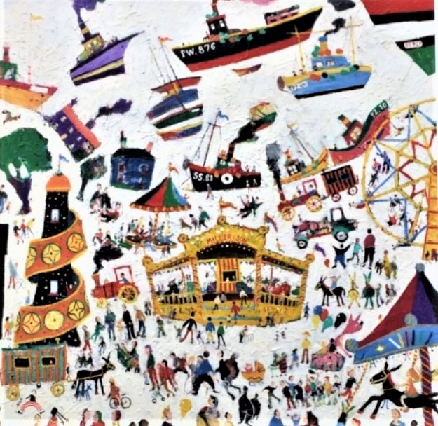 Simeon Stafford, The Grand Fair