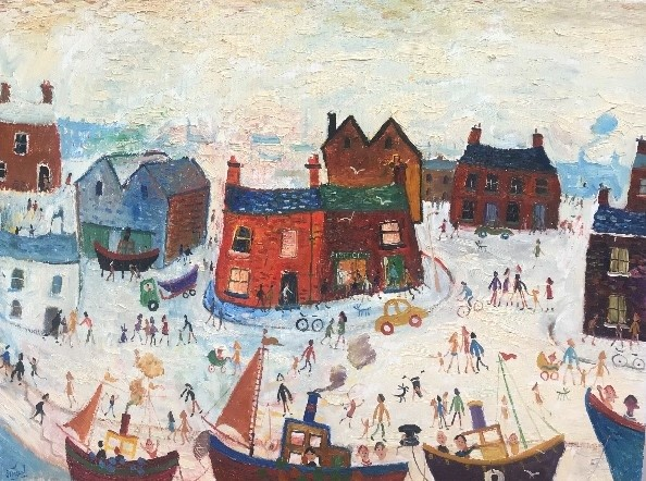 Simeon Stafford, Docks