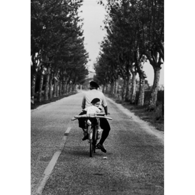 Elliott Erwitt Provence,1954 Silver Gelatin Print 54 x 37 cm