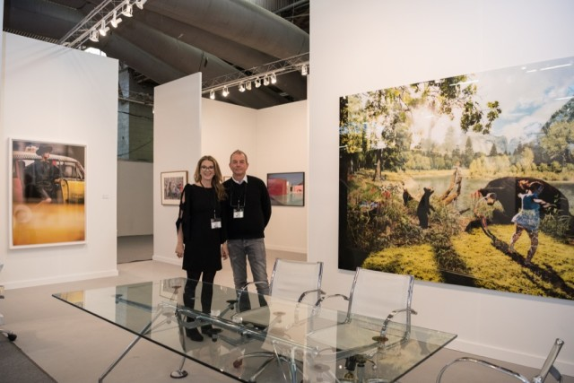 Louise & David Grob, Grob Gallery, Genève © Julienne Schaer