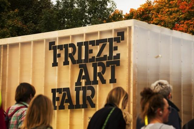 Image copyright Frieze Art Fair