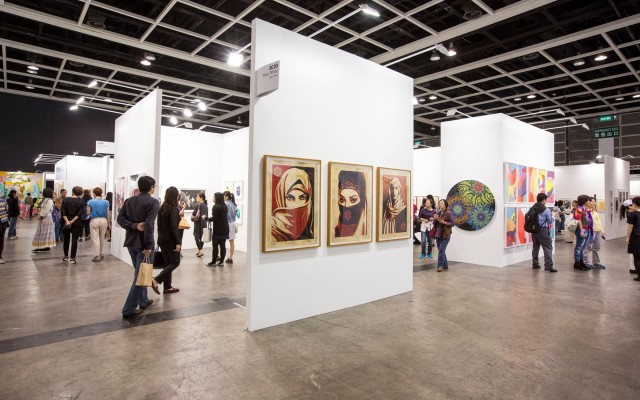 Art Basel Hong Kong, 2017