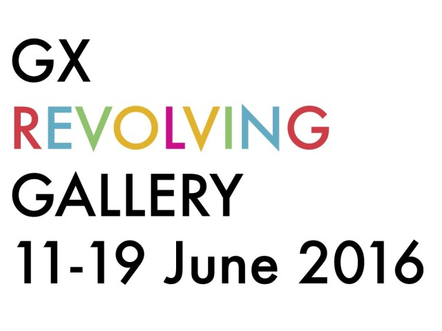 GX REVOLVING GALLERY, Part of Camberwell Arts Festival 2016