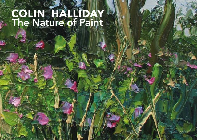 The Nature of Paint, Colin Halliday