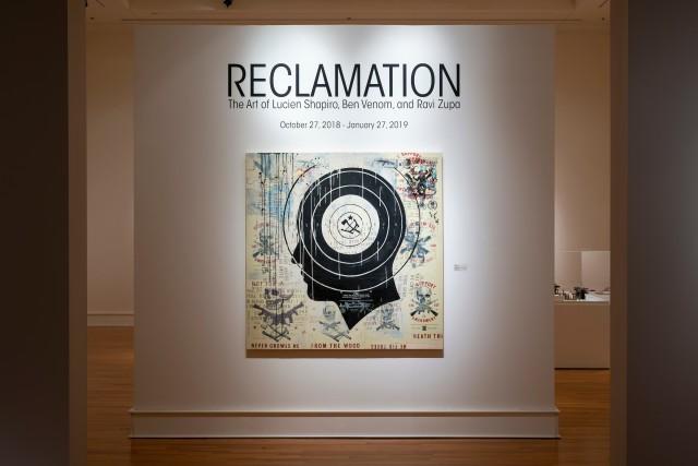 Lucien Shapiro, Ben Venom, and Ravi Zupa @ Fort Wayne Museum of Art