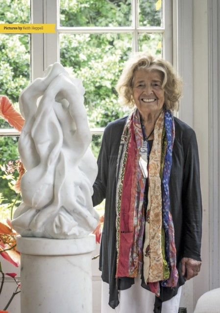 Art and Soul: an Interview with Helaine Blumenfeld