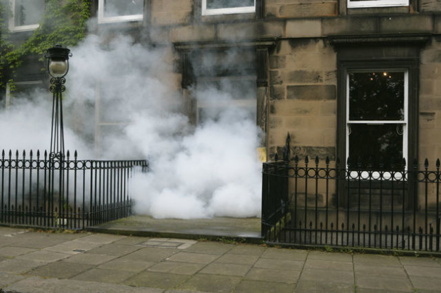 Smoke Proposal - Ingleby Gallery 30 May 2008