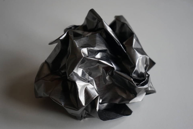 Susan Collis Detail of Dark Days, 2017 Graphite on acid free paper  20 x 20cm (three parts)