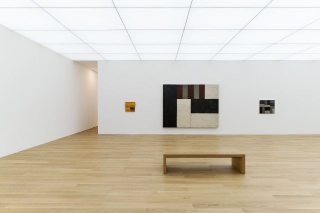 SEAN SCULLY - THE HILTI ART FOUNDATION