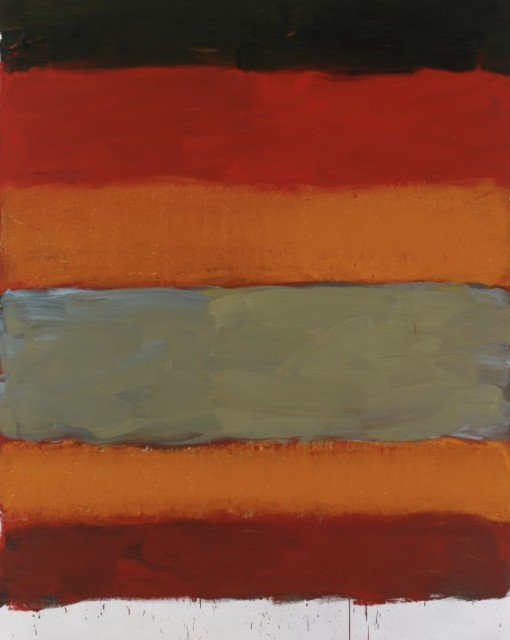 Sean Scully - Wadsworth Atheneum