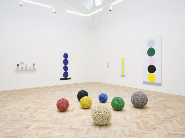 David Batchelor - Ingleby gallery