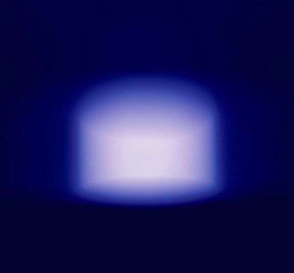 Garry Fabian Miller, 'In Blake's Room', 1999-2015, light, water, Lambda c-type print from unique dye destruction print, edition of 3, 120.4 x 143.5 cm (framed)