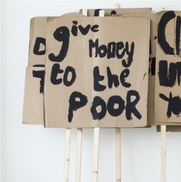 Peter Liversidge - Whitechapel Gallery